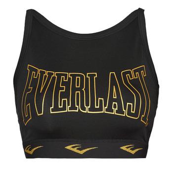 Textiel Dames Sport BH's Everlast DURAN Zwart / Goud