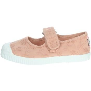 Schoenen Meisjes Ballerina's Cienta 76998 Light dusty pink