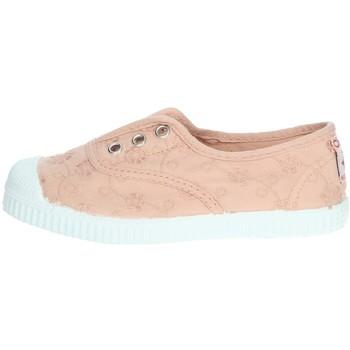 Schoenen Meisjes Tennis Cienta 70998 Light dusty pink
