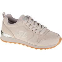 Schoenen Dames Lage sneakers Skechers OG 85 Suede Eaze Beige