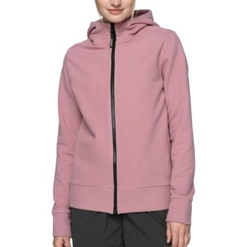 Textiel Dames Trainings jassen 4F Women's Sweatshirt Rose