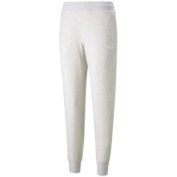 Textiel Dames Trainingsbroeken Puma Essential Logo Pants Beige