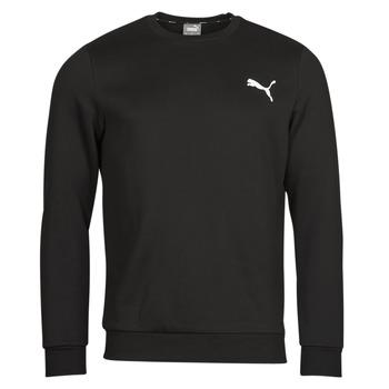 Textiel Heren Sweaters / Sweatshirts Puma ESS CREW SWEAT FL Zwart