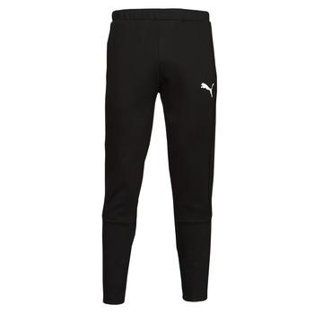 Textiel Heren Trainingsbroeken Puma EVOSTRIPE CORE FZ PANT Zwart
