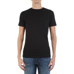 Textiel Heren T-shirts korte mouwen Ice Play F016-P400 Nero
