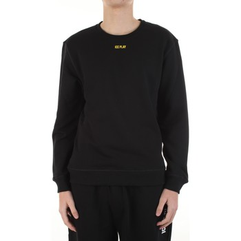 Textiel Heren Sweaters / Sweatshirts Ice Play E054-P403 Nero