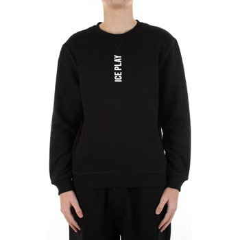 Textiel Heren Sweaters / Sweatshirts Ice Play E052-P403 Nero