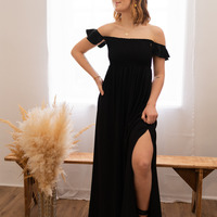 Textiel Dames Lange jurken Céleste PATCHOULI Zwart