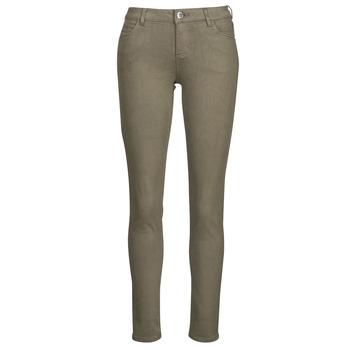 Textiel Dames 5 zakken broeken Morgan PETRA Thyme