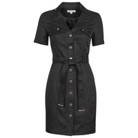 Textiel Dames Korte jurken Morgan RVANYA Zwart