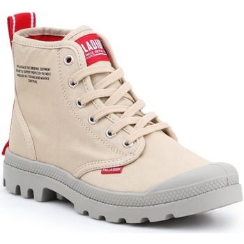 Schoenen Hoge sneakers Palladium Manufacture Pampa HI Dare 76258-274 beige