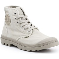 Schoenen Heren Hoge sneakers Palladium Manufacture Pampa HI 02352-316 beige