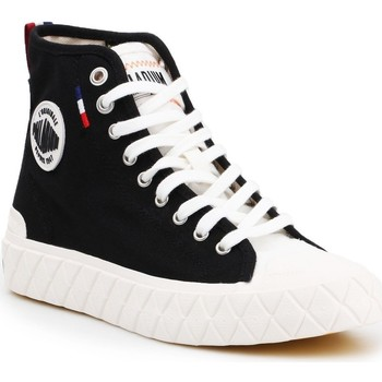 Schoenen Hoge sneakers Palladium Manufacture Palla ACE CVS 77015-030-M black
