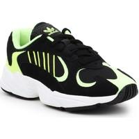 Schoenen Heren Lage sneakers adidas Originals Adidas Yung-1 EE5317 black, green