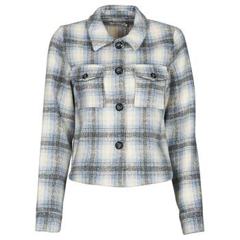 Textiel Dames Jasjes / Blazers Only ONLLOU Beige / Blauw