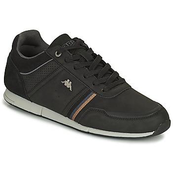 Schoenen Heren Lage sneakers Kappa TYLER Zwart