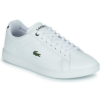 Schoenen Heren Lage sneakers Lacoste CARNABY BL21 1 SMA Wit