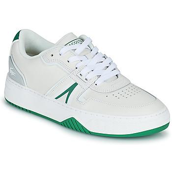 Schoenen Dames Lage sneakers Lacoste L001 0321 1 SFA Wit / Groen