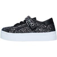 Schoenen Meisjes Lage sneakers Liu Jo 4A1701TX007 BLACK