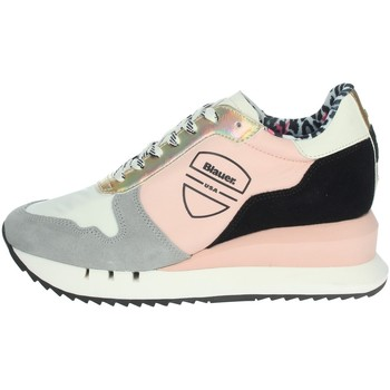 Schoenen Dames Lage sneakers Blauer CASEY01 Light dusty pink