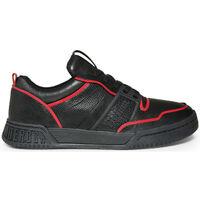 Schoenen Heren Lage sneakers Bikkembergs - scoby_b4bkm0102 Zwart