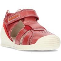 Schoenen Kinderen Sandalen / Open schoenen Biomecanics KIDS  SANDALEN 212134 ROOD