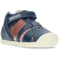 Schoenen Jongens Sandalen / Open schoenen Biomecanics SANDALEN 212104 OCEAAN