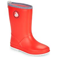 Schoenen Kinderen Regenlaarzen Be Only CORVETTE Rood
