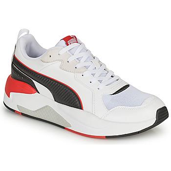 Schoenen Heren Lage sneakers Puma XRAY GAME Wit / Zwart / Grijs