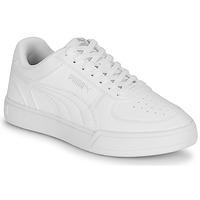Schoenen Kinderen Lage sneakers Puma CAVEN JR Wit