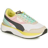 Schoenen Dames Lage sneakers Puma CRUISE RIDER Multicolour