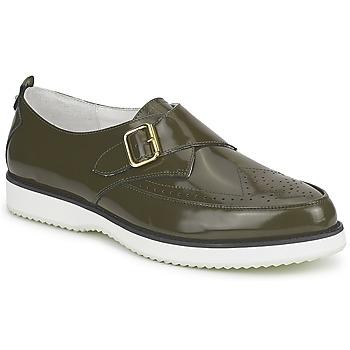 Schoenen Dames Derby McQ Alexander McQueen 308658 Groen