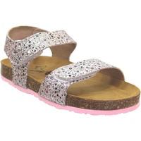 Schoenen Meisjes Sandalen / Open schoenen Plakton Sara Zilver