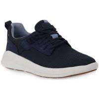 Schoenen Heren Lage sneakers Timberland BRAD STREET Blu