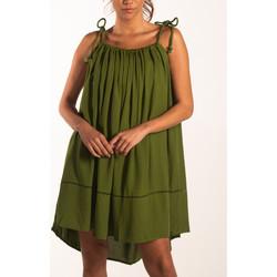 Textiel Dames Korte jurken Beachlife Strandkleding  zonnebadjurk Lavendel