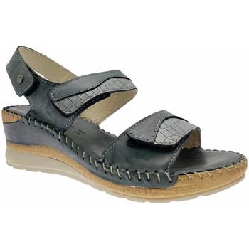 Schoenen Dames Sandalen / Open schoenen Riposella RIP11244blu blu