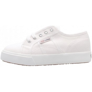 Schoenen Meisjes Lage sneakers Superga S00DDX0 Bianco