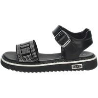 Schoenen Meisjes Sandalen / Open schoenen Cult STONE Black