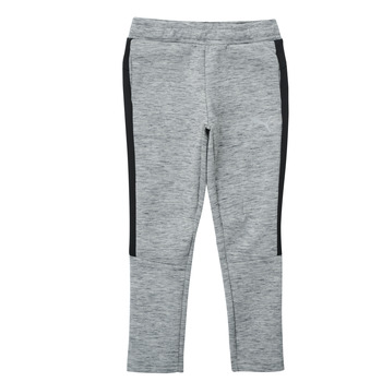Textiel Jongens Trainingsbroeken Puma EVOSTRIPE PANT Grijs