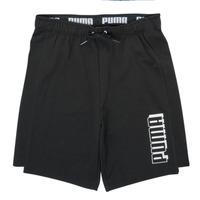 Textiel Jongens Korte broeken / Bermuda's Puma ALPHA SHORT Zwart