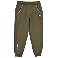 Textiel Jongens Trainingsbroeken Puma T4C SWEATPANT Kaki
