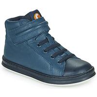 Schoenen Kinderen Hoge sneakers Camper RUNNER Blauw