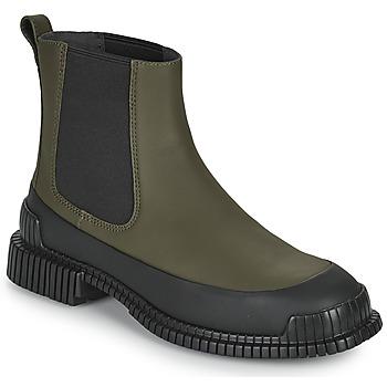 Schoenen Dames Laarzen Camper PIX Kaki / Zwart