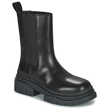 Schoenen Dames Laarzen Ash STORM Zwart