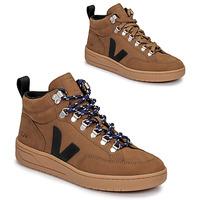 Schoenen Hoge sneakers Veja RORAIMA Camel / Zwart