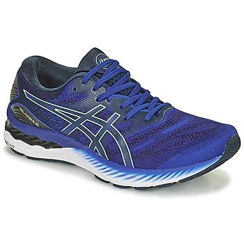 Schoenen Heren Running / trail Asics GEL-NIMBUS 23 Blauw