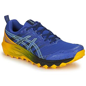 Schoenen Heren Running / trail Asics GEL-Trabuco 9 Blauw / Geel
