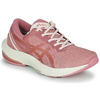 Schoenen Dames Running / trail Asics GEL-PULSE 13 Roze / Goud