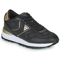 Schoenen Dames Lage sneakers Guess SAMSIN4 Zwart