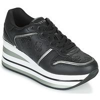 Schoenen Dames Lage sneakers Guess HEKTOR Zwart